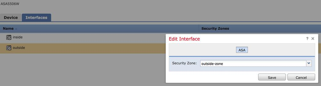 Configure ASA with FirePOWER Services Access Control Rules to Filter