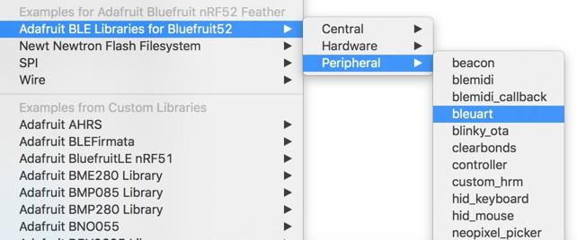 Bluefruit nrf52 Feather Learning Guide - PDF