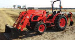 KUBOTA BX80 THE MUST-HAVE SUB-COMPACT TRACTOR FOR PROPERTY