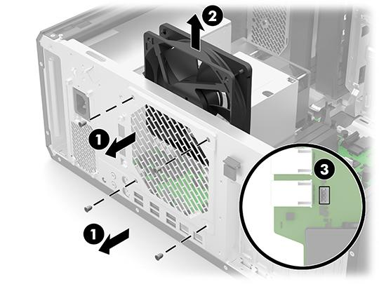 Maintenance and Service Guide  HP Z6 G4 Workstation - PDF
