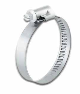 MS35842-10 SS  11-20MM MIL SPEC HOSE CLAMP USA 10 PACK