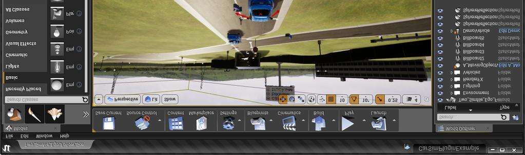 VehicleSim Dynamics Plugin for Unreal Engine Tutorial - PDF