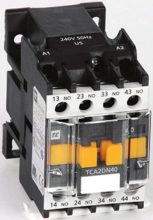 TA2DT0  TC Auxiliary contact