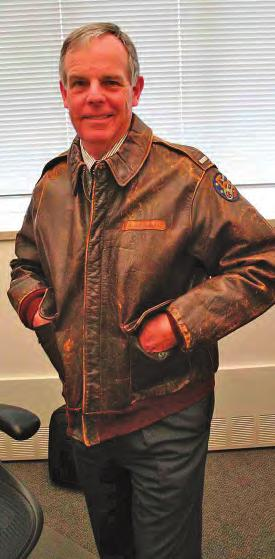 US Navy Oceanic Military G1 On Board Bomber Brownish Green Leather Jacket