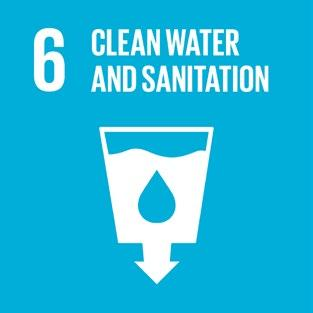 Domini Funds Goal 6: Ensure availability and sustainable management of water and sanitation for all We seek investments in companies that play key roles in promoting public health by providing
