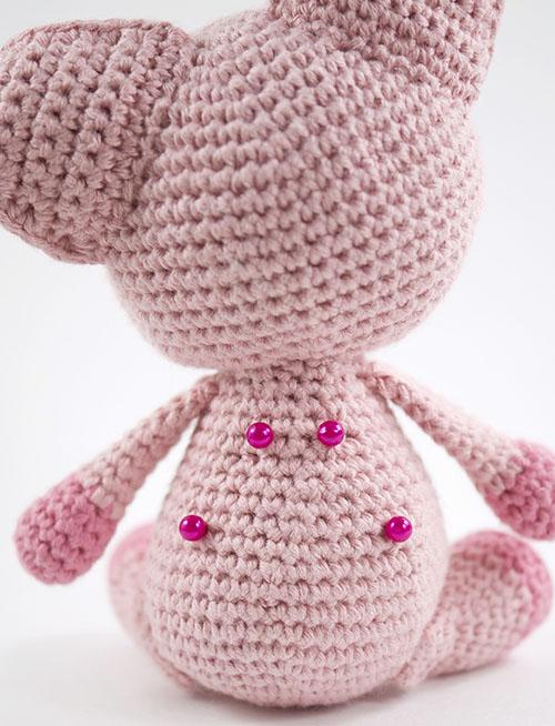 An original amigurumi pattern from Bubbles And Bongo - PDF Free ... | 654x500