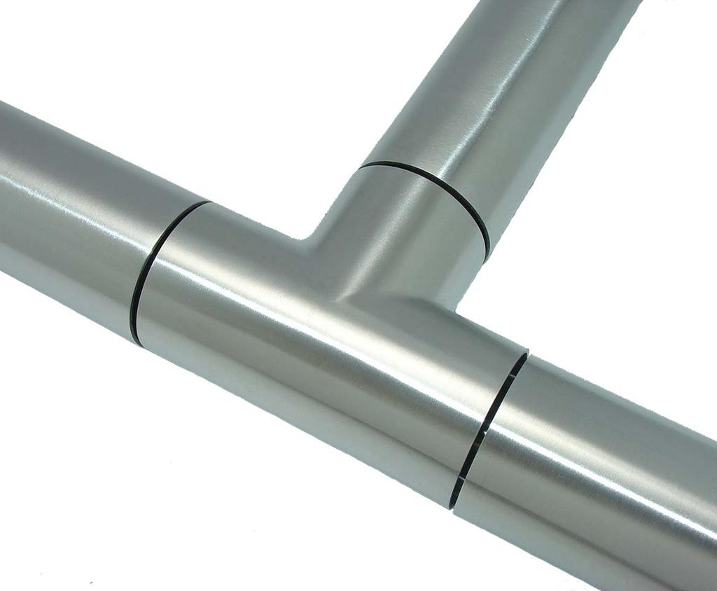 Steel and Obrien L2S-3-7-304 Stainless Steel Weld Standard 90 degree Elbow 3 3
