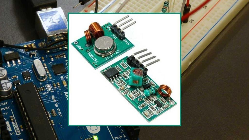 VEX Robotics Transmitter Frequency Module *Channel 65* /& Receiving Frequency