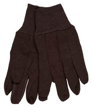 1-Pair MCR Safety 1400XXL Select Shoulder Cow Split Leather Gunn Gloves with Safety Cuff 2X-Large Natural Pearl